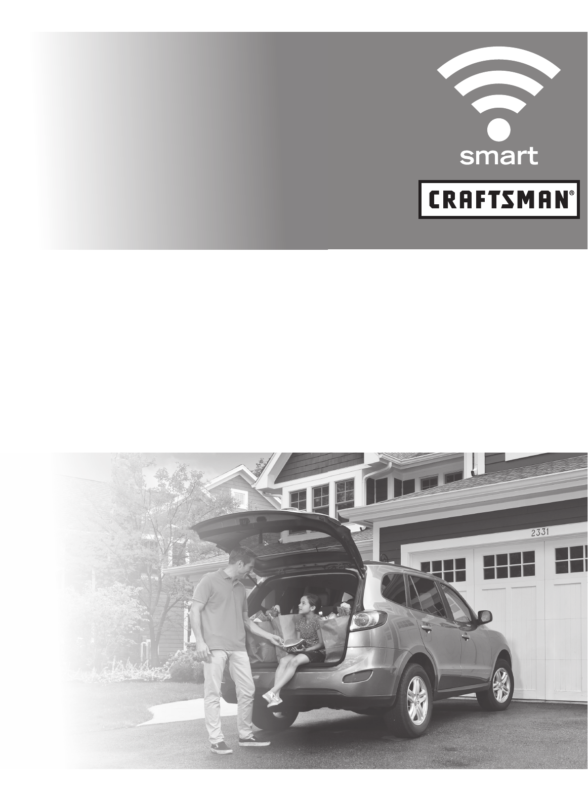 Craftsman 13957918 114a5030 User Manual Garage Door Opener