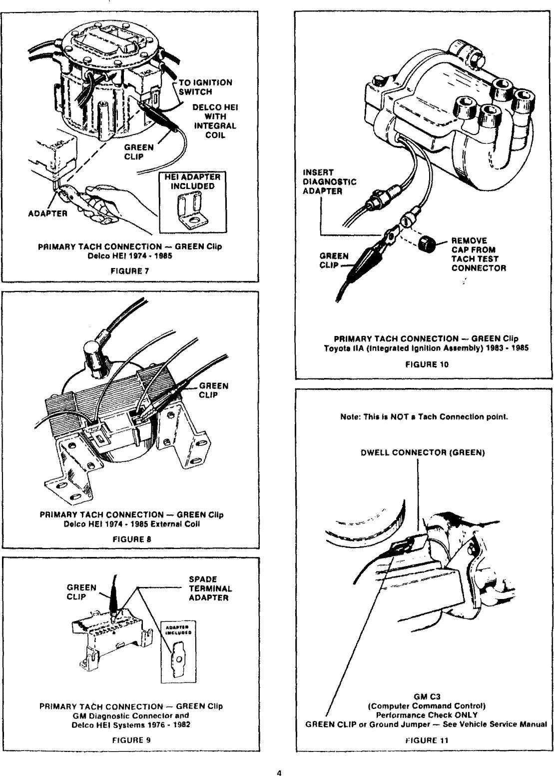 Craftsman 161216300 User Manual Engine Analyzer Manuals