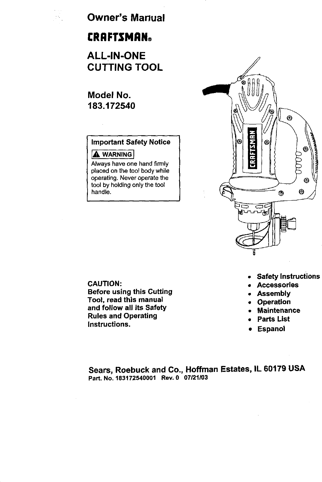 Moen Camerist Single Manual Guide