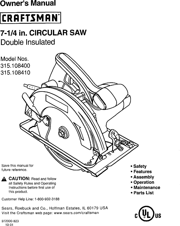 The Circular Manual Guide