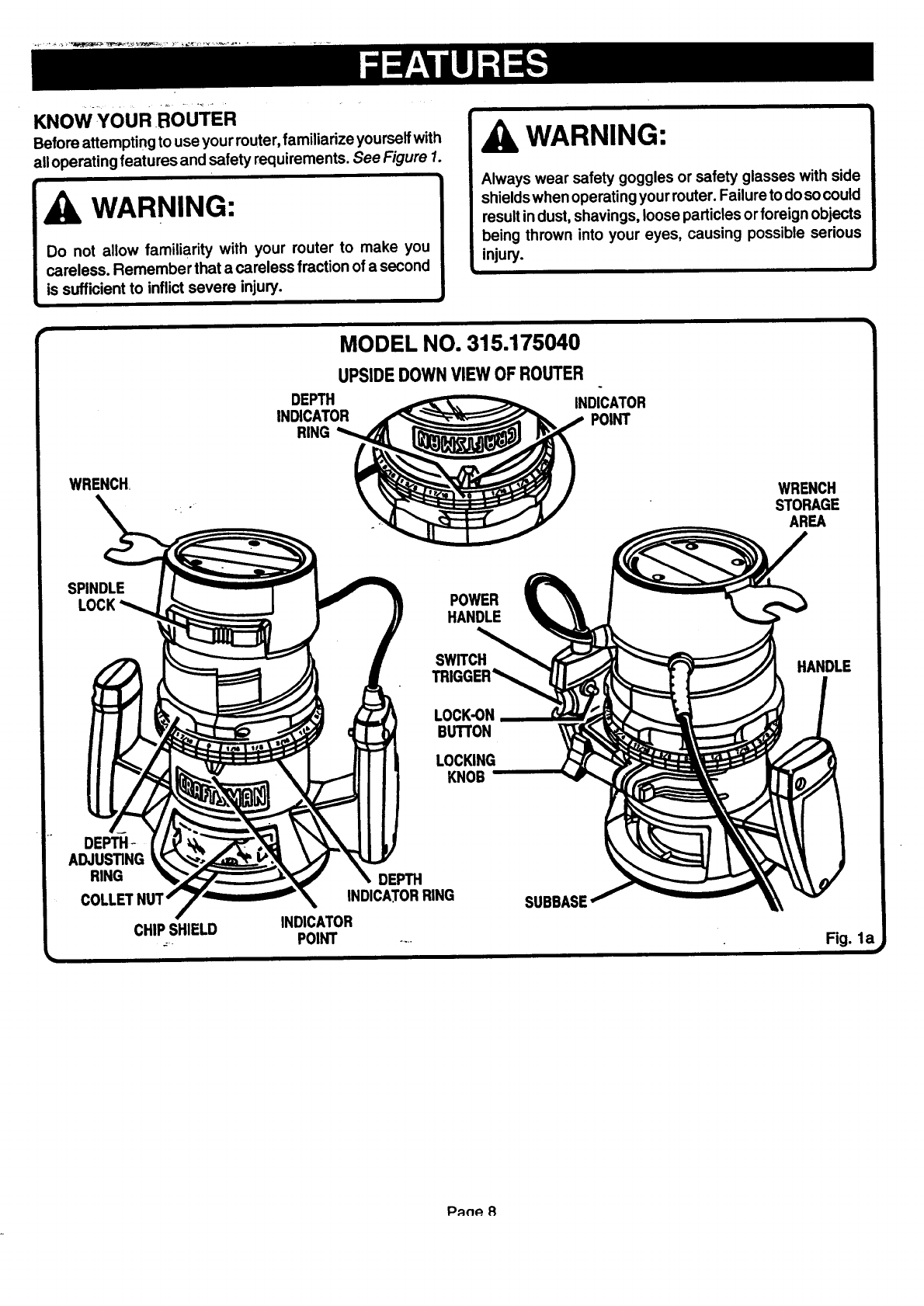 Cadet Double Manual Guide
