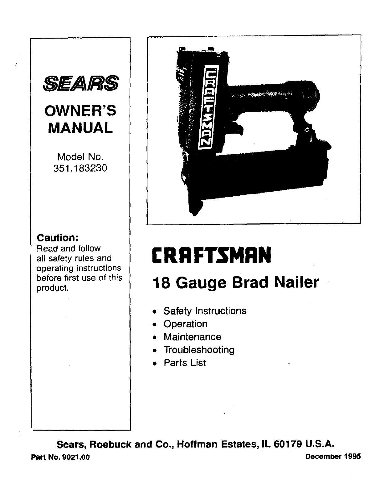 snapper manual 06128