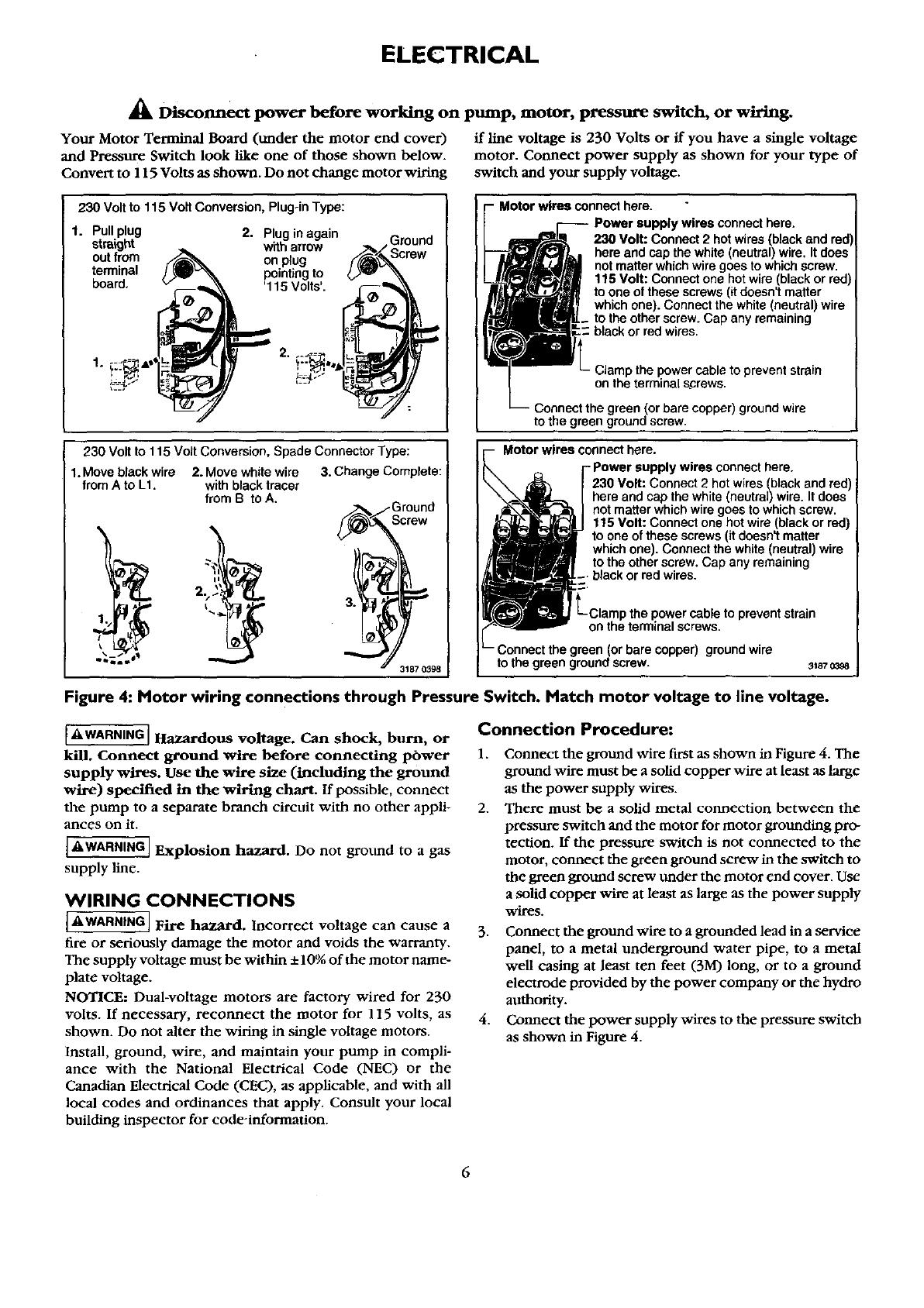 General Pump T991 Manual Guide