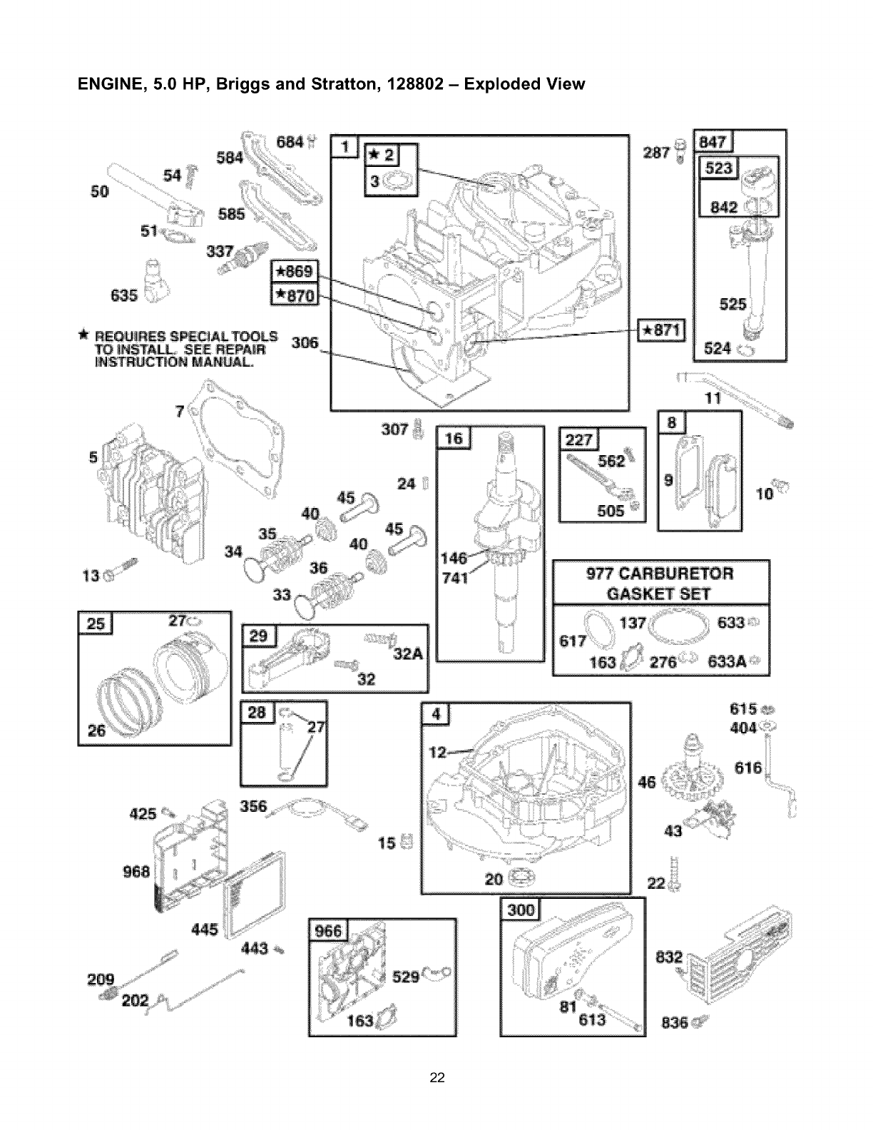 Craftsman 580767101 User Manual Pressure Washer Manuals And Guides Briggs Stratton Engine Model 128802 50 Hp Exploded View