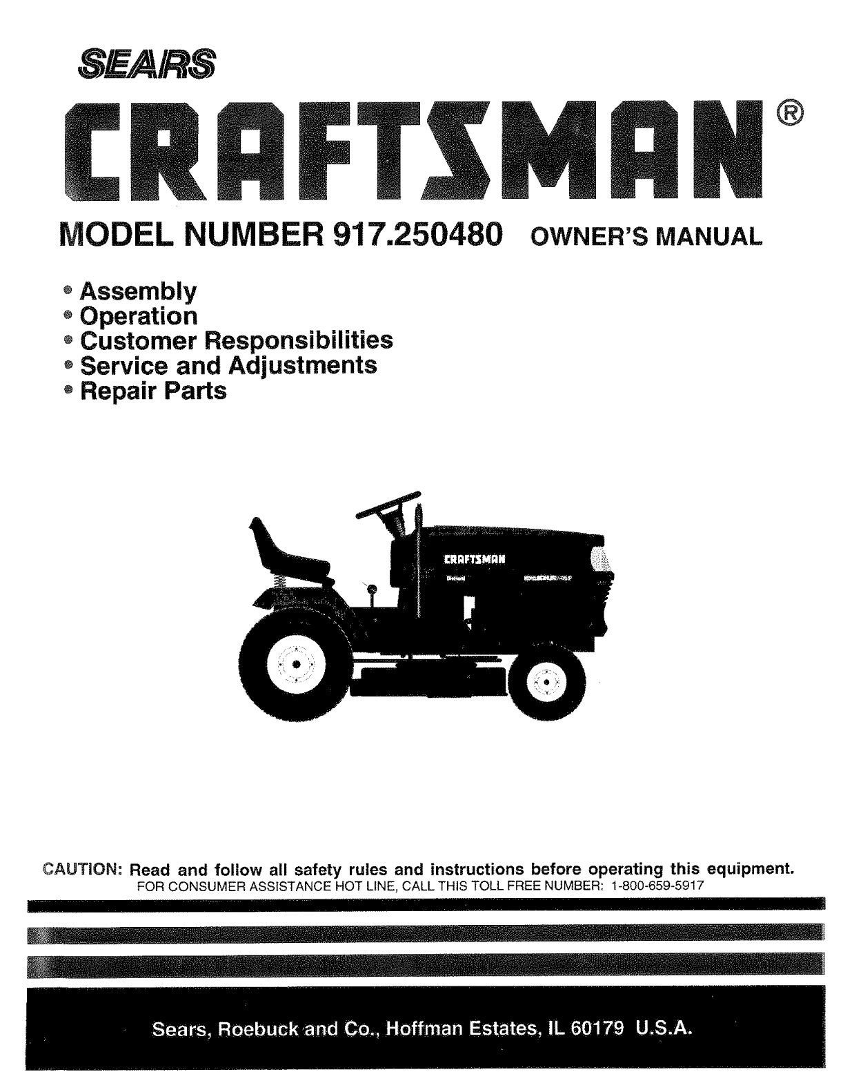 Wiring Diagram Craftsman 6000 Tractor