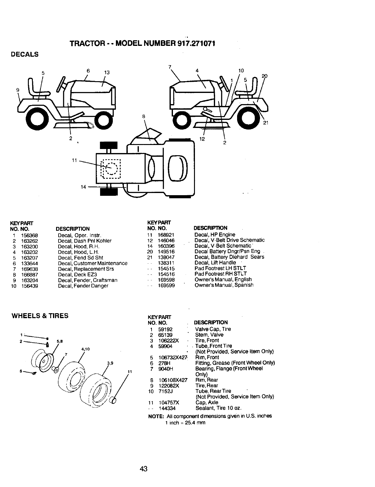 Murray Wiring Diagram 8 Hp Electrical Diagrams Lawn Mower For 917 271071 Craftsman Riding Circuit U2022 Garden Tractor Ignition