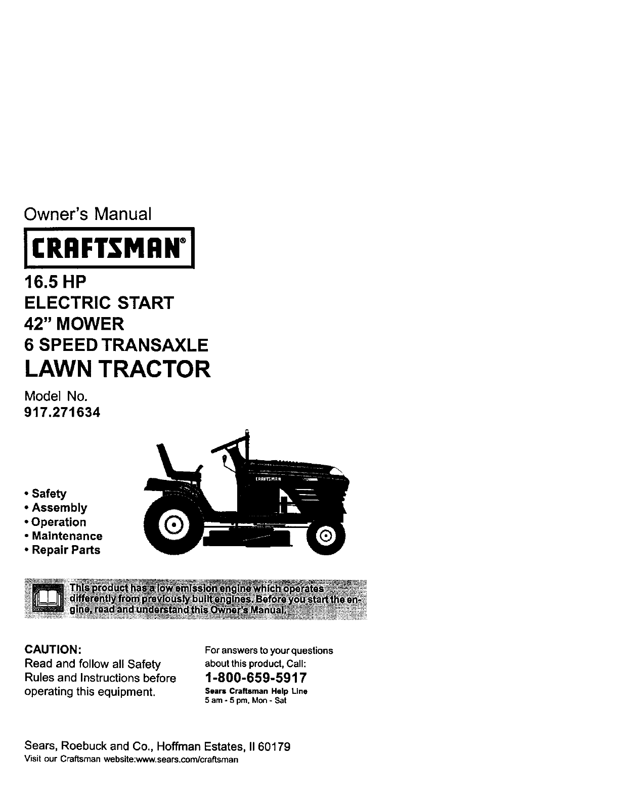 Sears Parts Manuals Lawn Tractors Craftsman Electric 3 In 1 Mower Electrical Schematics Model 900370510
