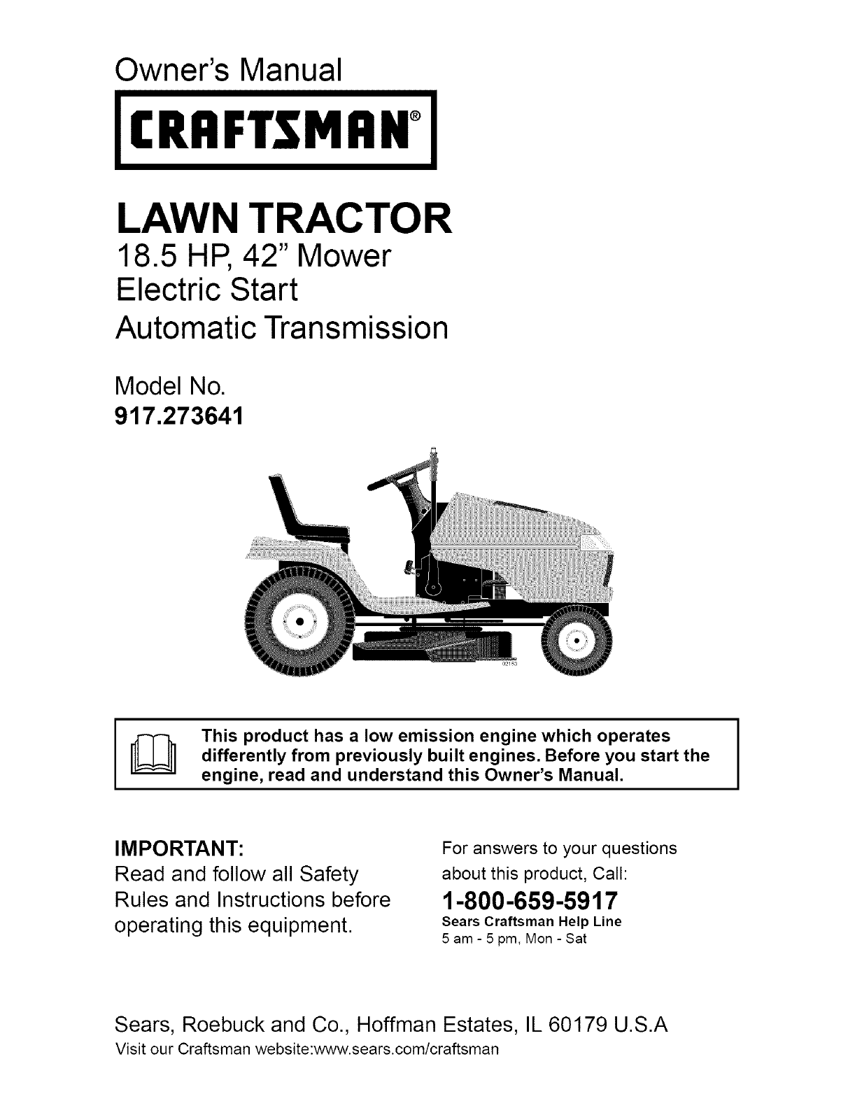 Wiring Diagram Craftsman 830 Riding Mower  Murray Lawn Mower