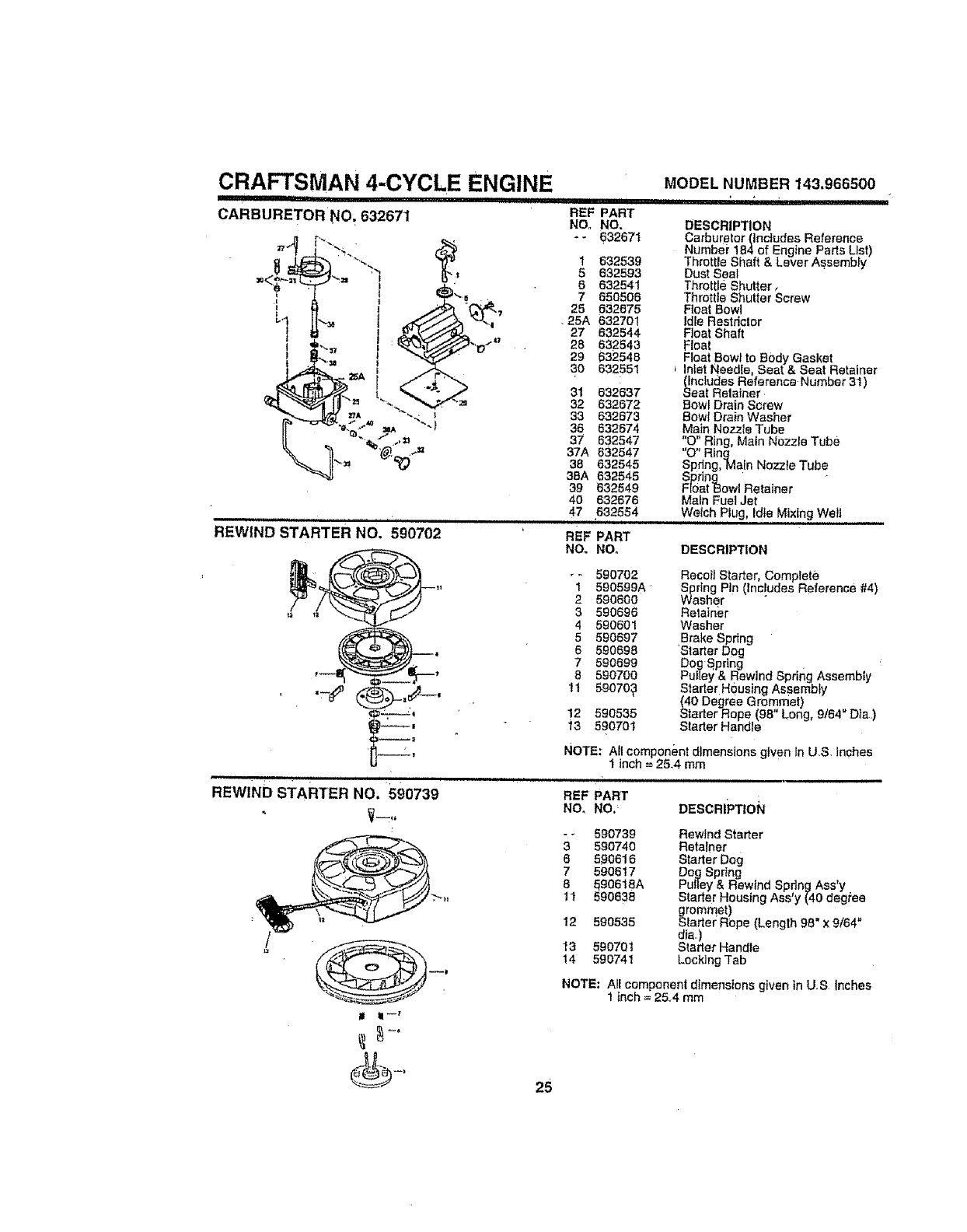 Craftsman 917376310 User Manual Mower Manuals And Guides L0710615 4 Cycle Engine Diagram
