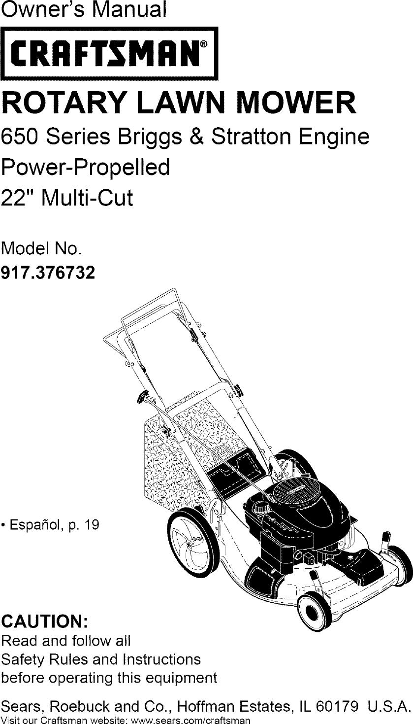 Lawn Mower Solenoid Manual Guide