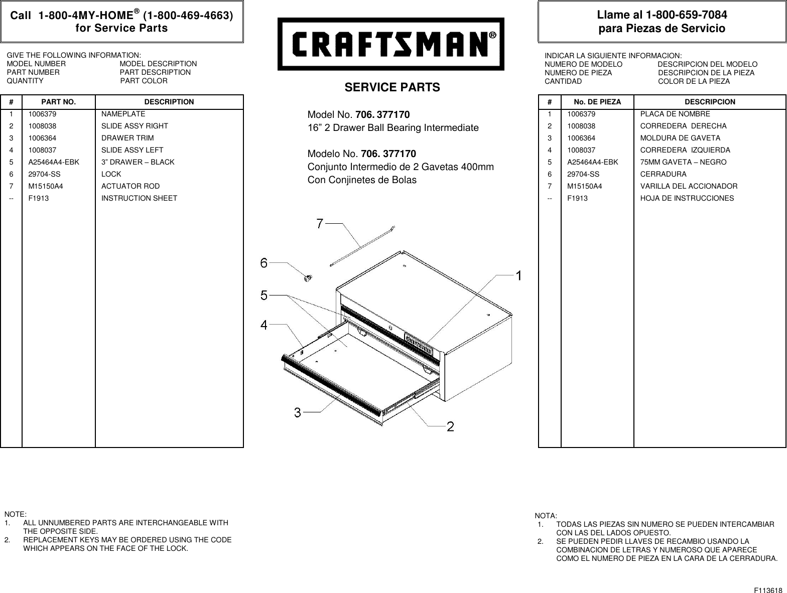 Craftsman 26 In 2 Drawer Heavy Duty Ball Bearing Middle Chest Red