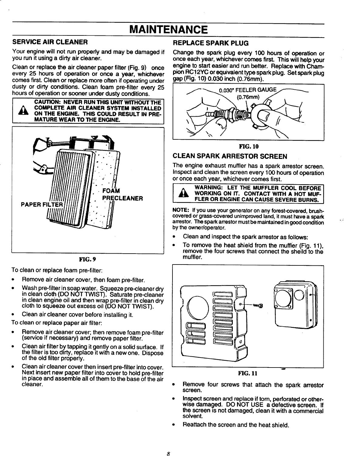 Craftsman 580 32672 Owners Manual ManualsLib Makes It Easy