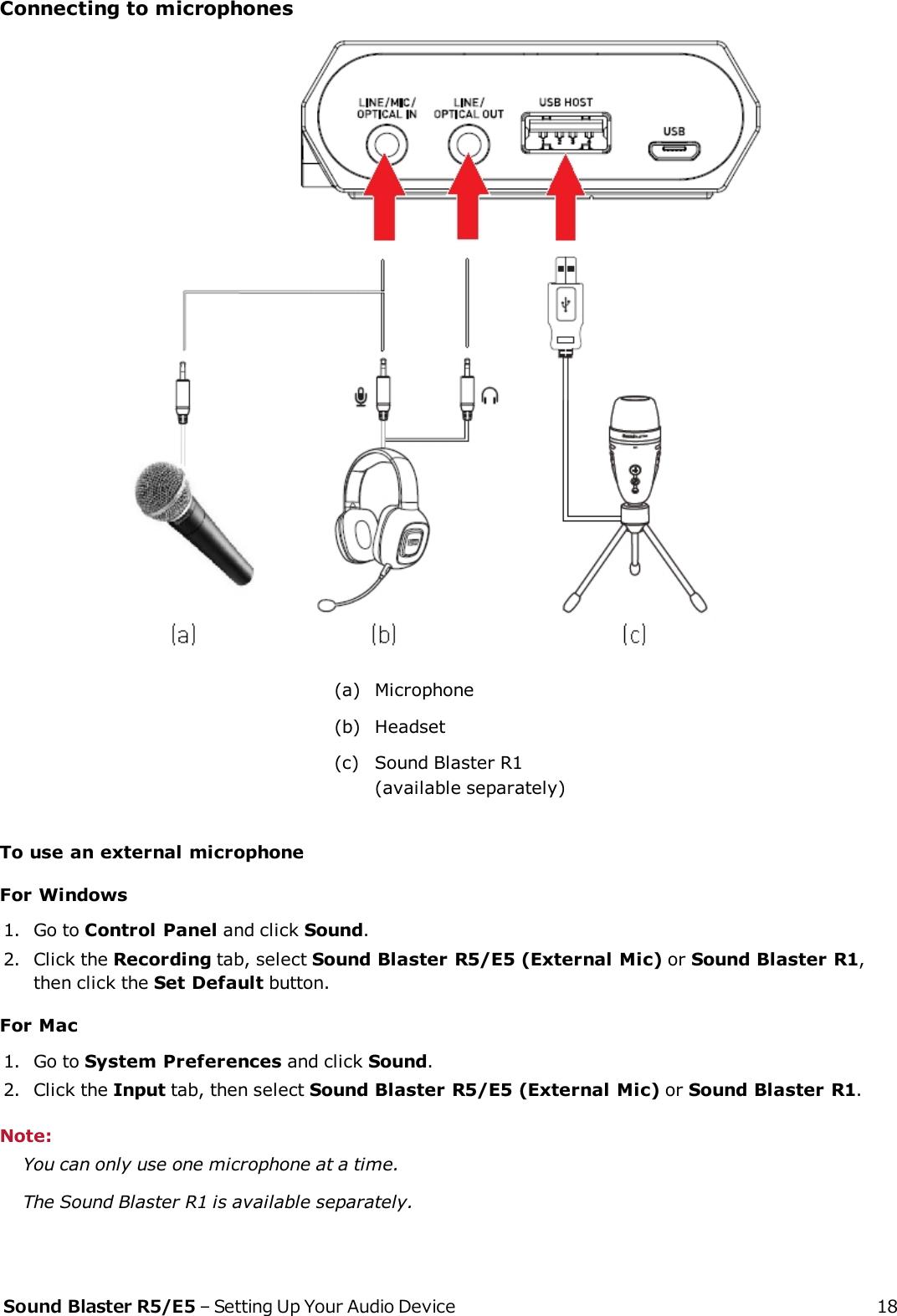 Creative Labs AVPSB1590 Sound Blaster E5 with Bluetooth