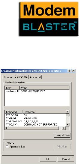 driver creative modem de 5721 gratis