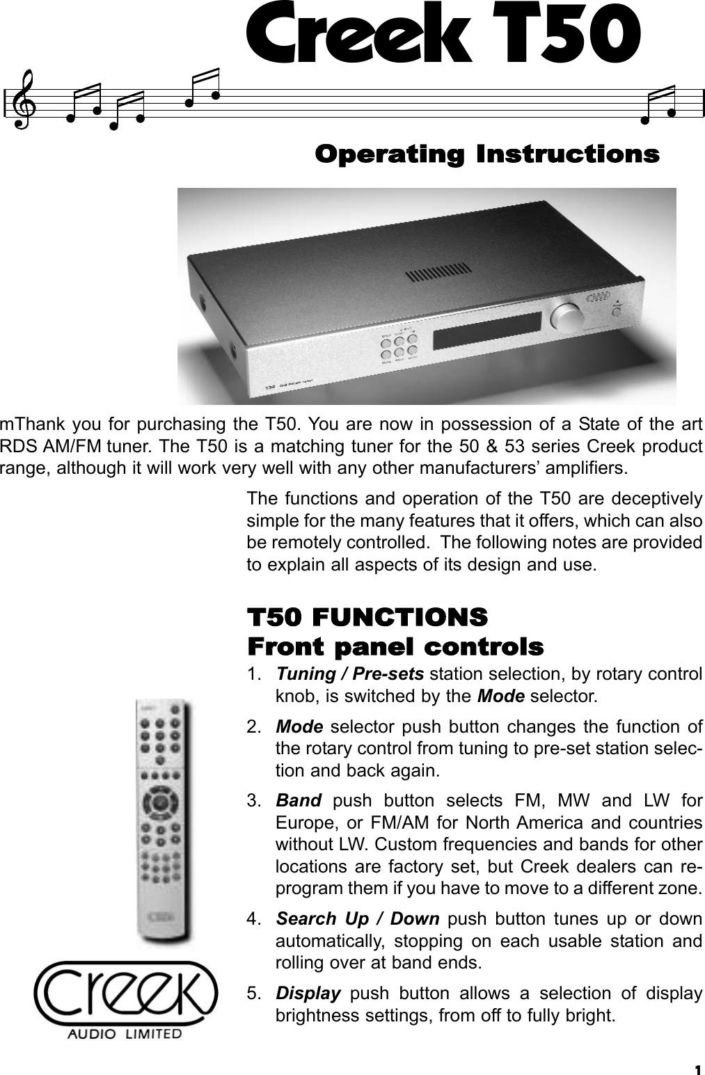 creek audio t50 users manual jacki rh usermanual wiki Vzw Phones User Guide Apple iPhone 4S Manual