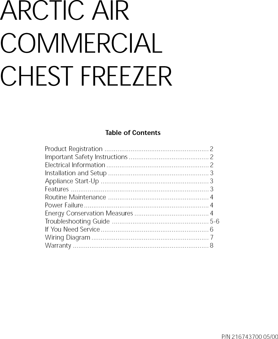 Crosley Refrigerator Wiring Diagram Library Cf057 User Manual Freezer Manuals And Guides L0812298 Whirlpool Water