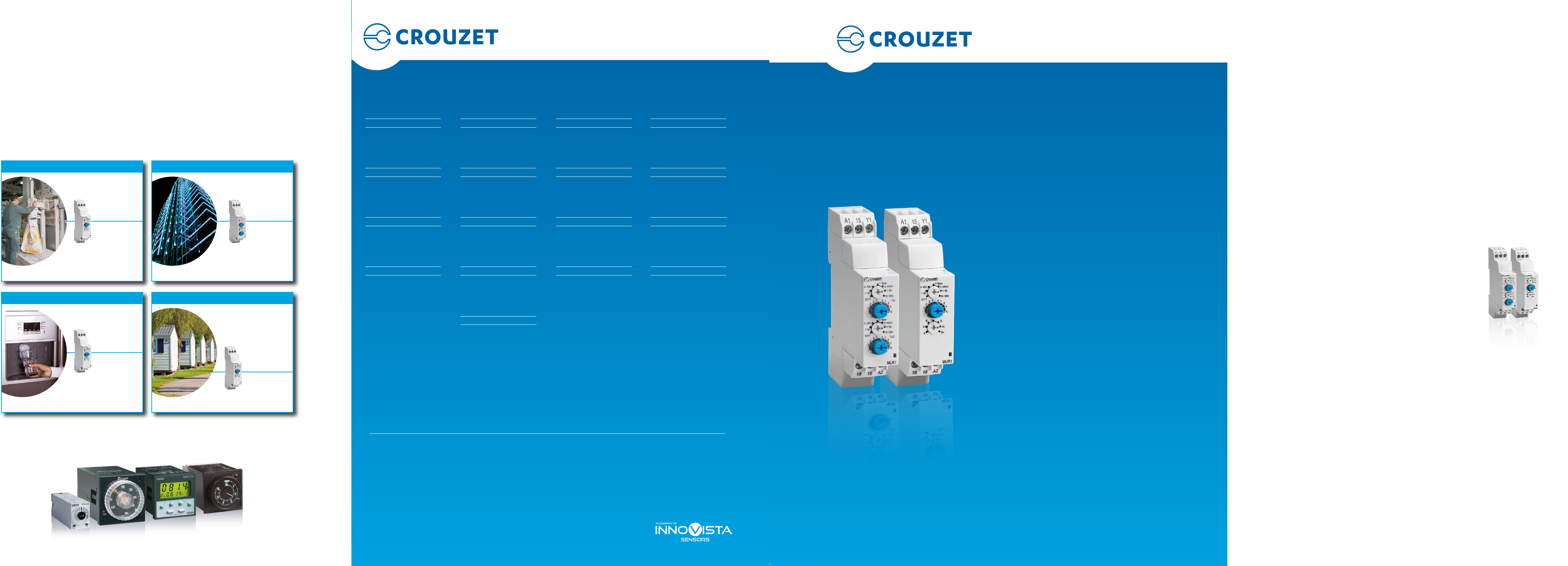 2 Available NEW! PL2R1 Crouzet Timer Relay