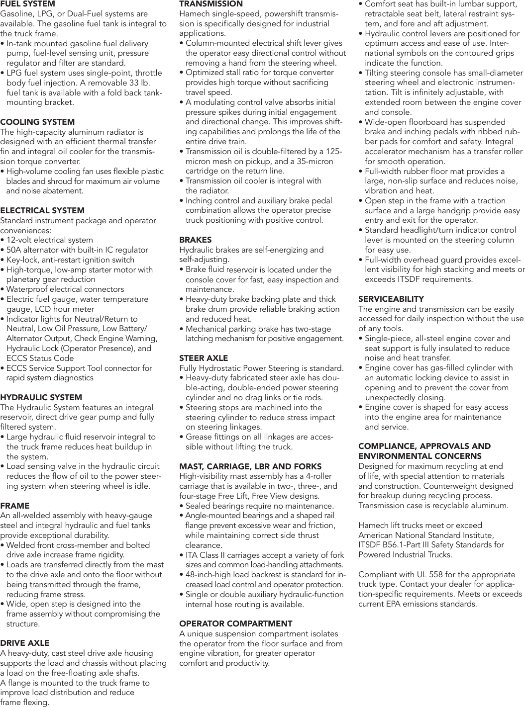 Crown Equipment Cushion Tire Lift Trucks Max50 Users Manual