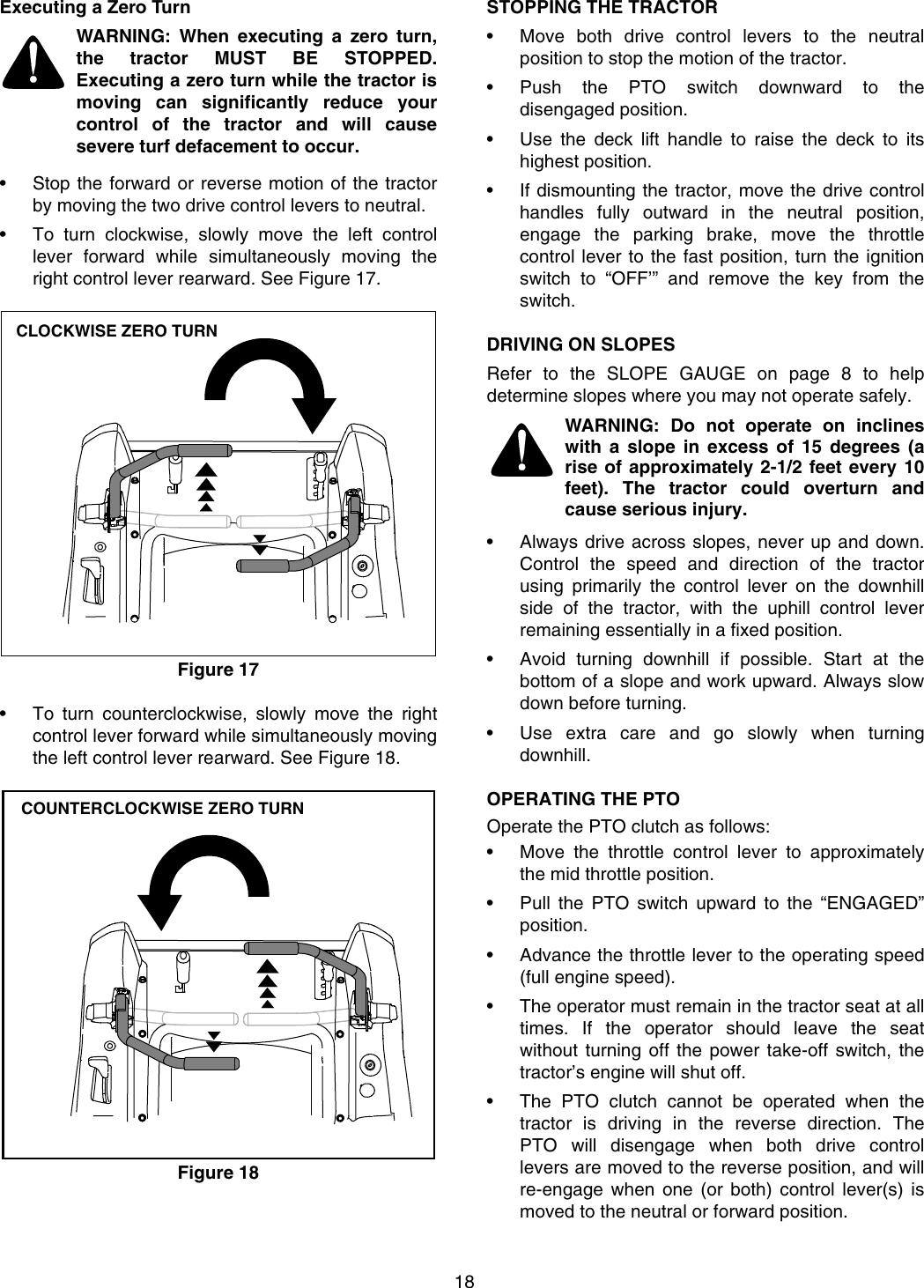 Cub Cadet Rzt 50 Operators Manual ManualsLib Makes It Easy
