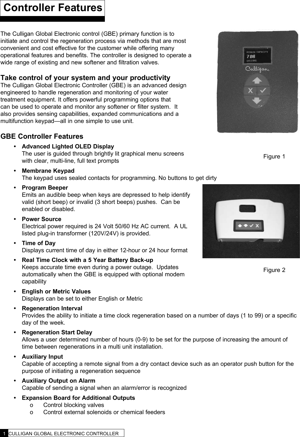 Features U0026 Benefits Display Unit Back Of Display Unit Manual Guide
