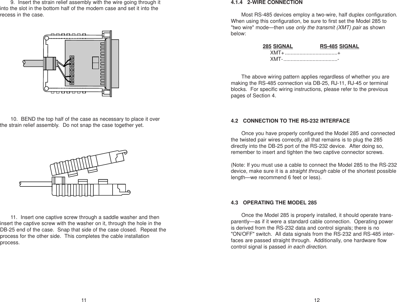 Rs 485 2 Wire Wiring Diagram Cyberresearch 285 User Manual To The E0216d27 E06c 47f8 Abea Page 7 Of 9