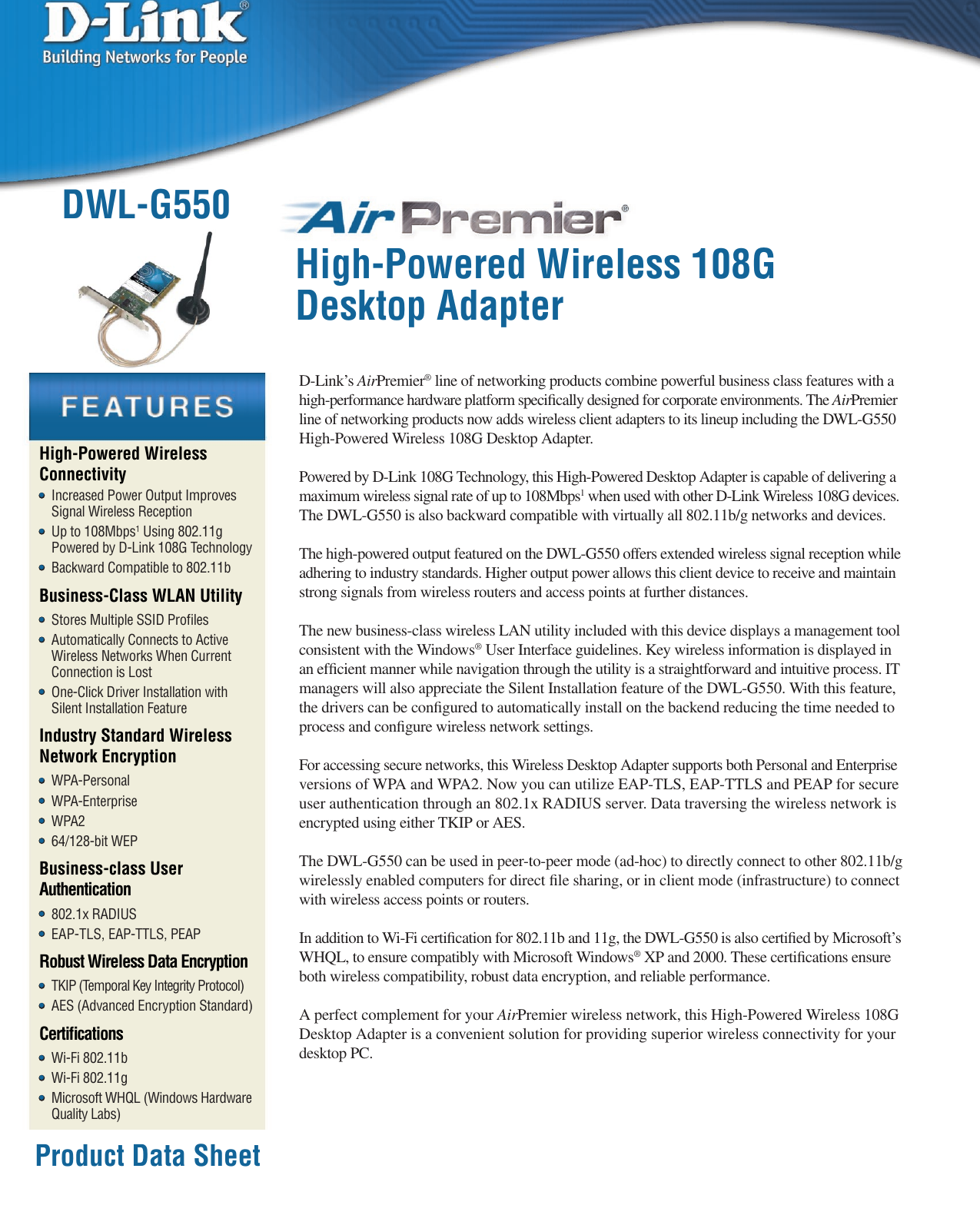 DWL G550 WINDOWS 7 DRIVERS DOWNLOAD (2019)