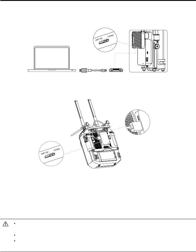 Quadcopters For Aerial