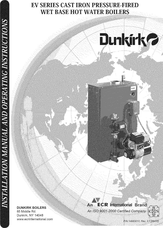 Dunkirk Boiler Manual L0611475 Wiring Diagram