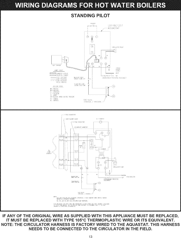 dunkirk boiler manual l0612044 Steam Boiler Wiring Diagram