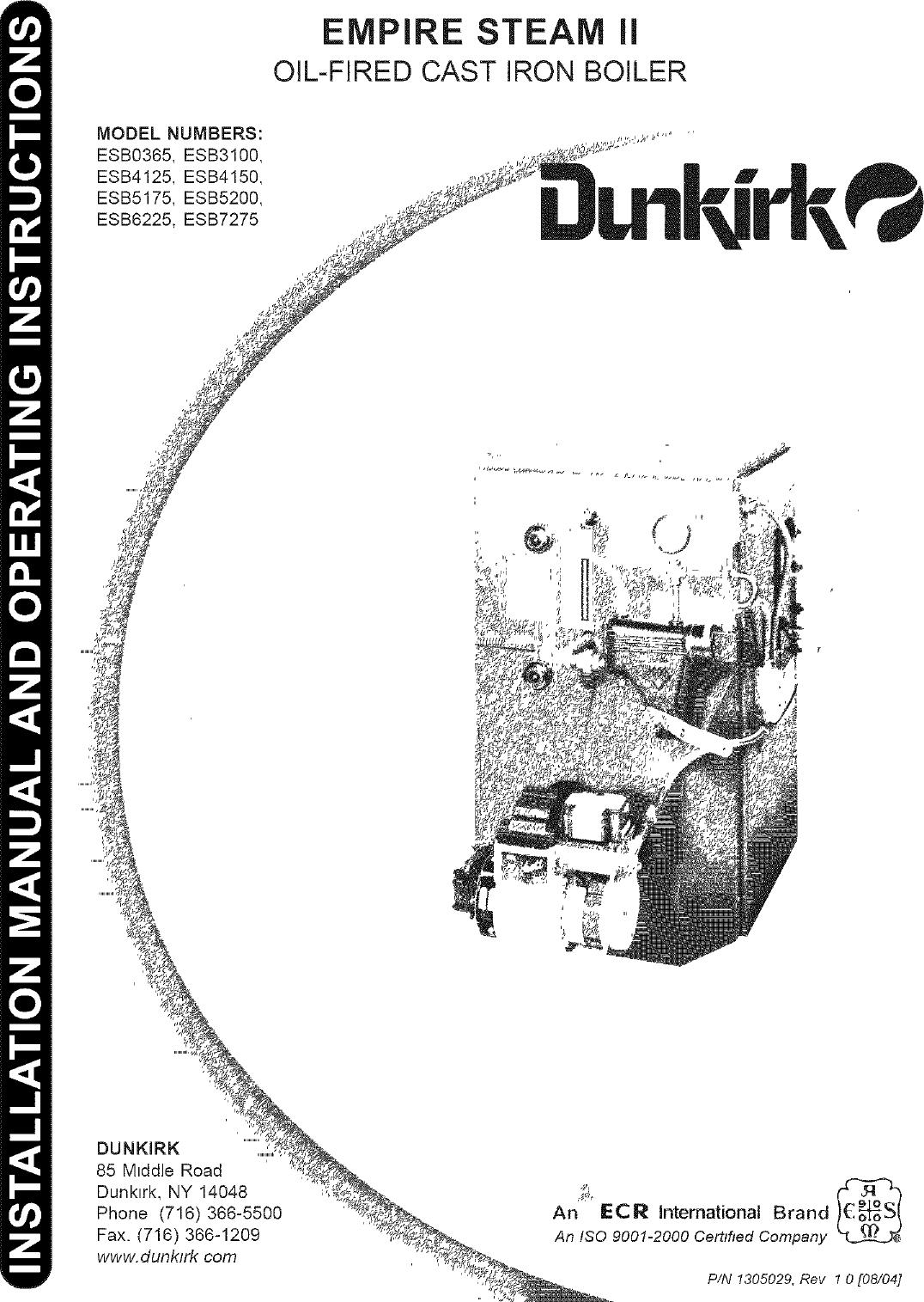 Dunkirk Boiler Wiring Diagram Electrical Diagrams Munchkin Manual L0612228
