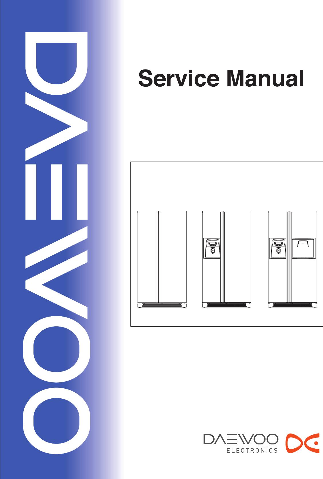 daewoo electronics frs20 users manual frs 20 fridge freezer rh usermanual wiki Daewoo Mini Fridge Daewoo Fridge Self-Defrost