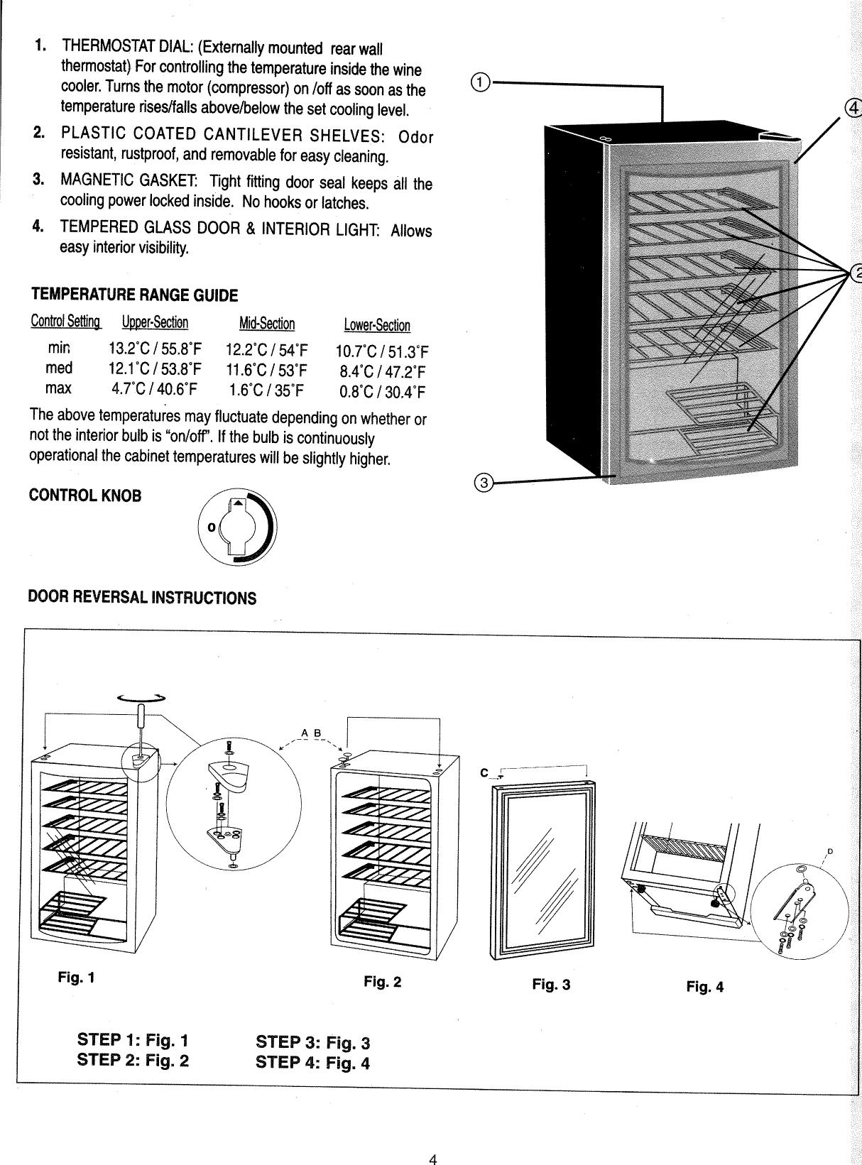 Danby Dwc350Blp Users Manual on