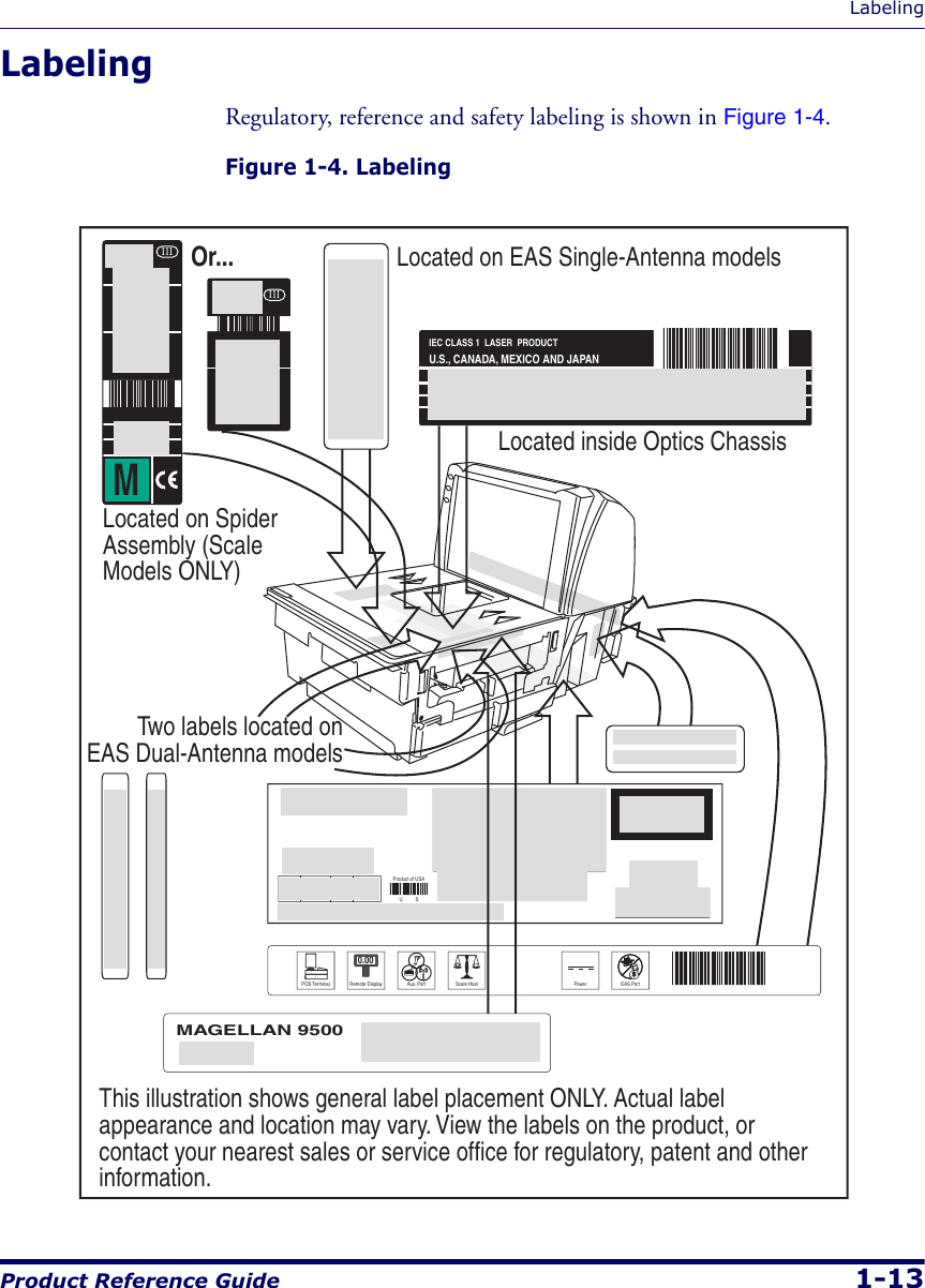 Datalogic Scanning 9500 Users Manual