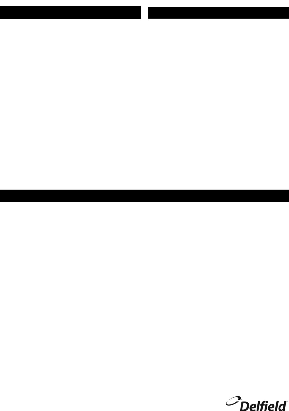 [SCHEMATICS_4CA]  Delfield Enodis 400 Series Users Manual   Delfield Freezer Wiring Diagram Mini      UserManual.wiki