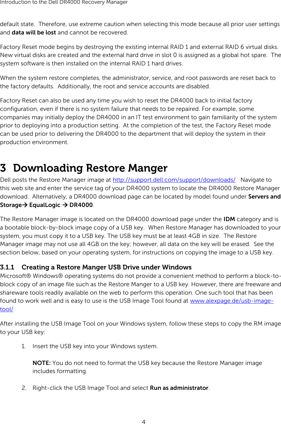 Dell Introduction To The DR4000 Restore Manager 1508079063dell