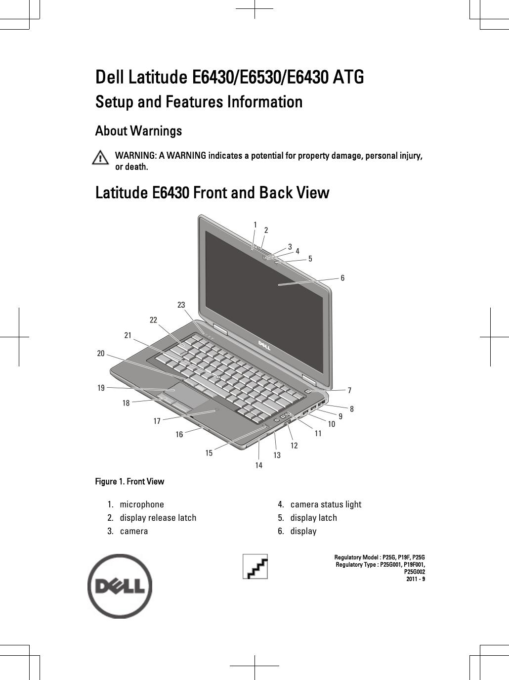 dell dwrfid1201 rfid 13 56mhz wireless module user manual rh usermanual wiki Dell Latitude Laptop Dell Latitude E5420
