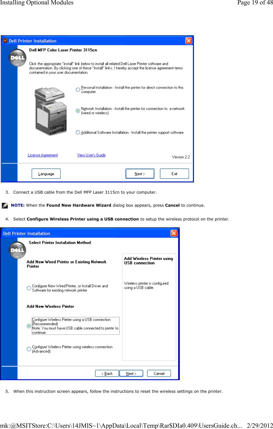 DELL 3115CN NETWORK TWAIN TREIBER HERUNTERLADEN