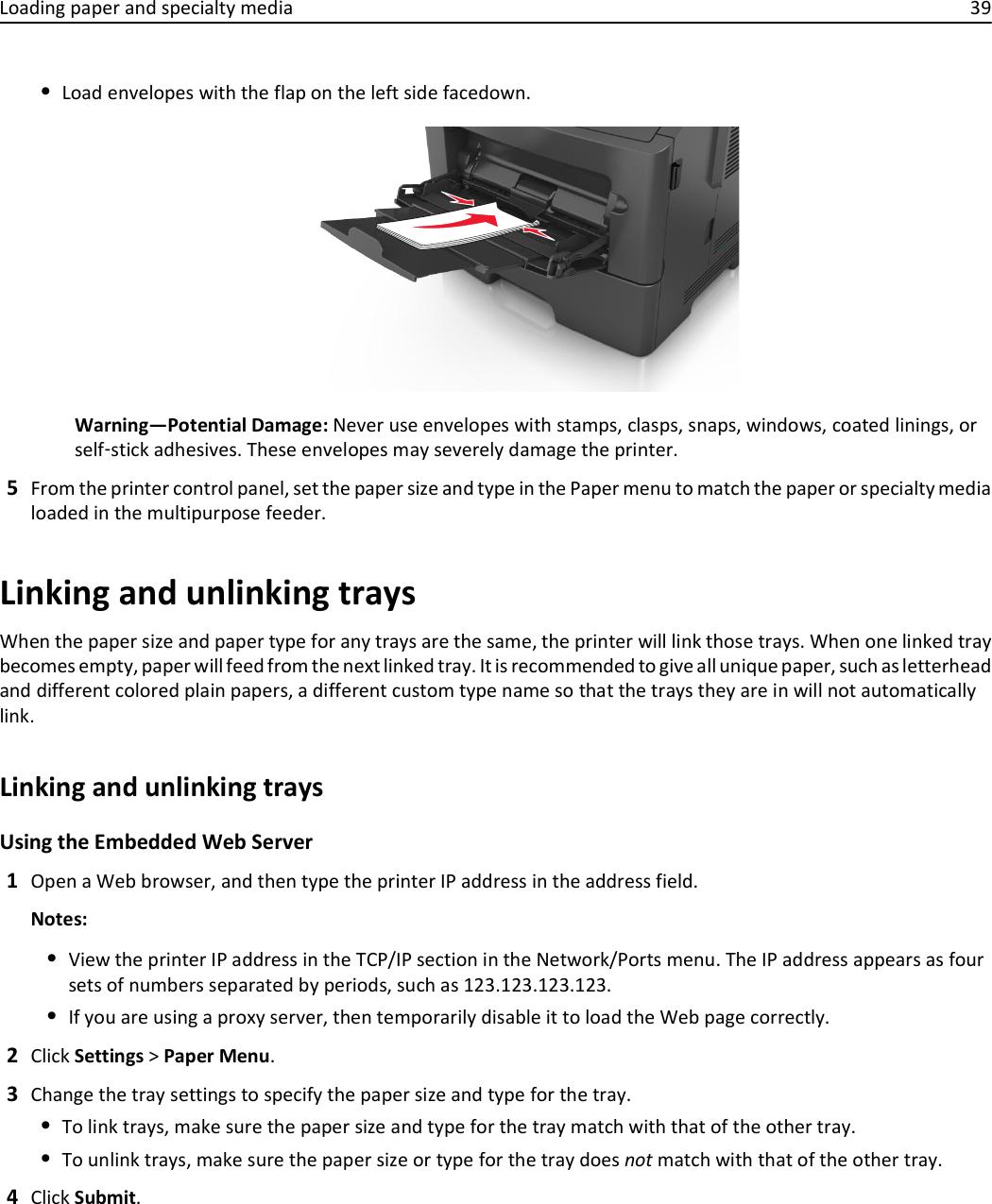 Dell B2360Dn Mono Laser Users Manual ManualsLib Makes It