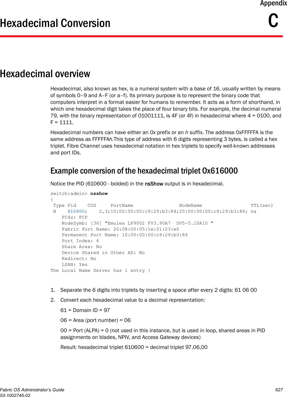 Dell Brocade 6520 Administrators Guide Administrator's