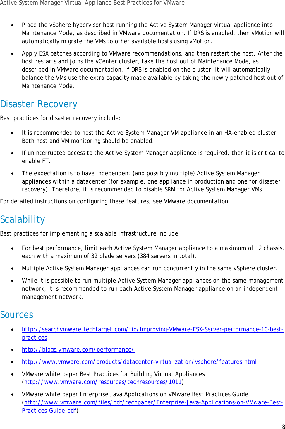 Dell Active System Manager Version 7 0 Practices Guide 7 0