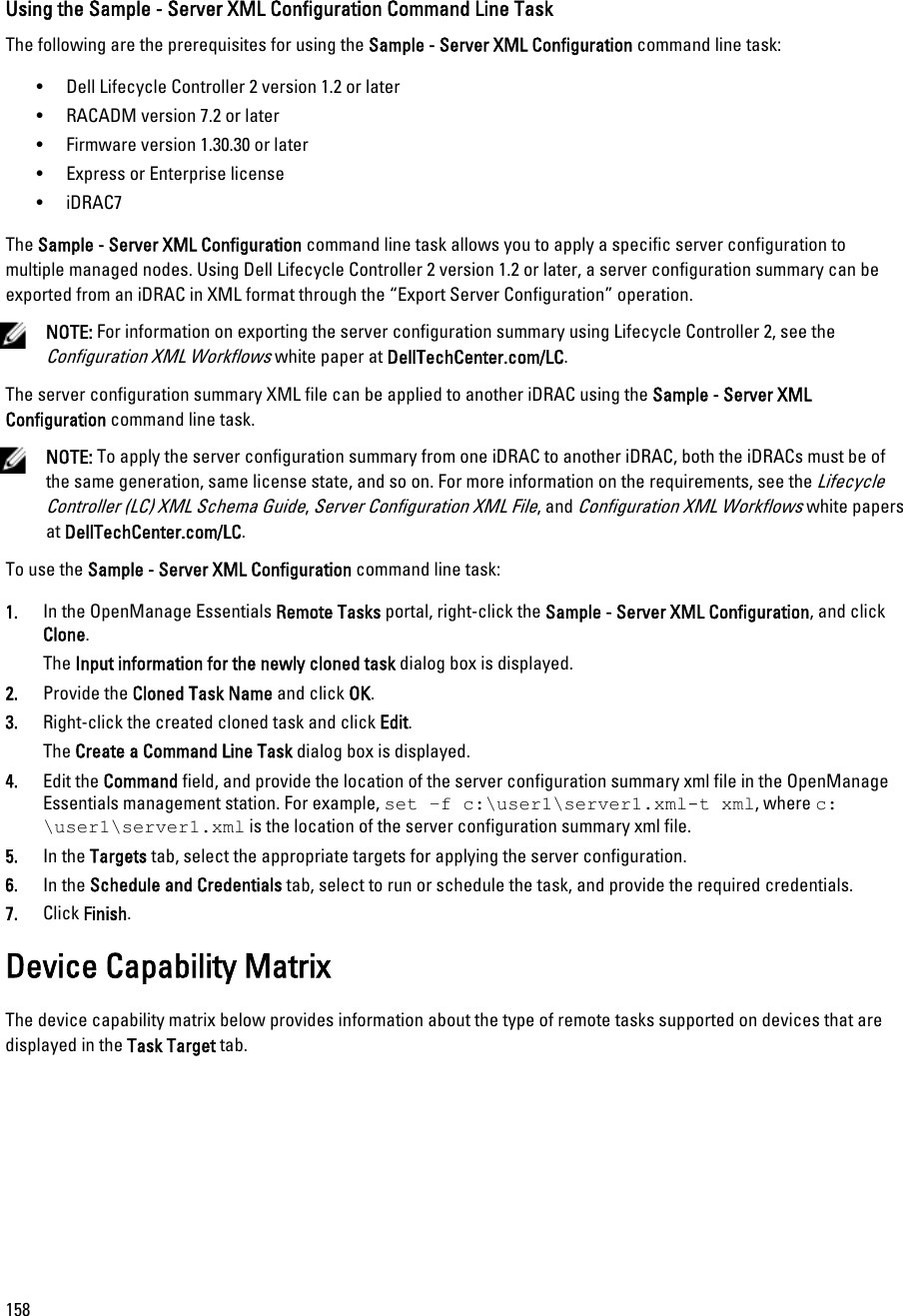 Dell Openmanage Essentials V1 2 Users Manual V1 2 User's Guide