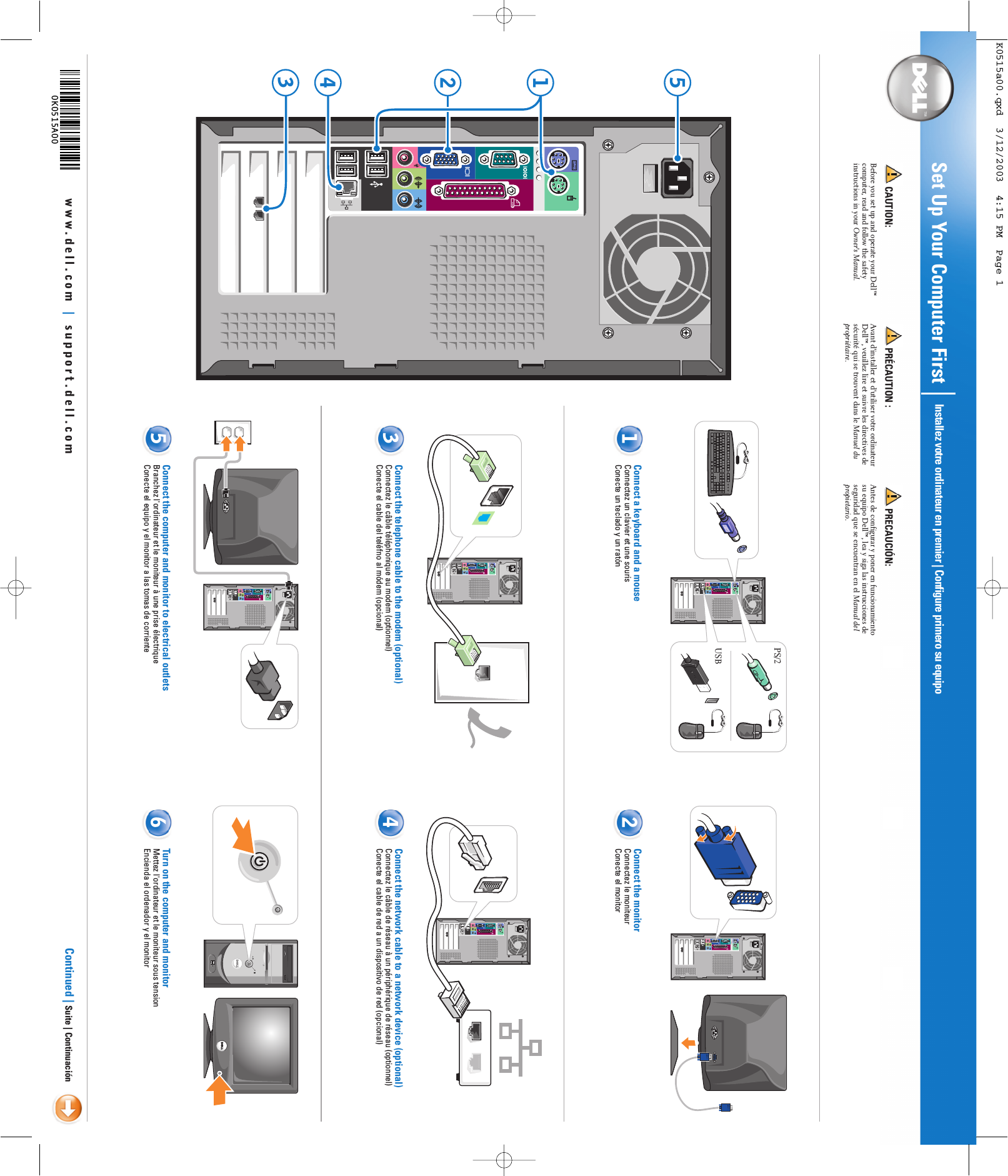 dell dimension 2350 setup diagram rh usermanual wiki Dell Set Up Dell Computer Castle