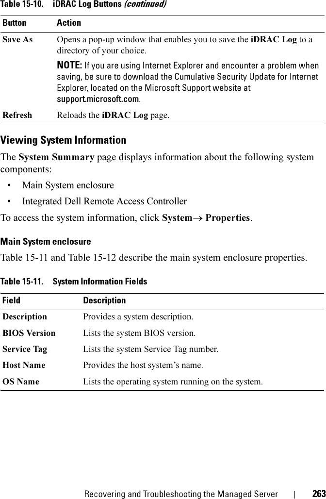 Dell Idrac For Blade Servers Version 1 4 Owners Manual 1 4