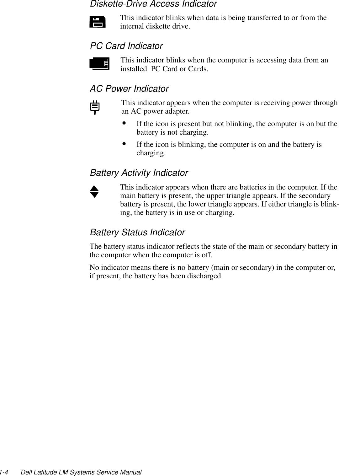 Dell Latitude Lm Service Manual