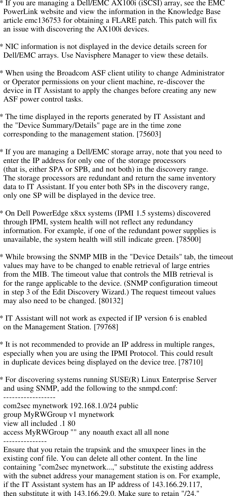 Dell Openmanage It Assistant Version 8 7 Owners Manual 8 7