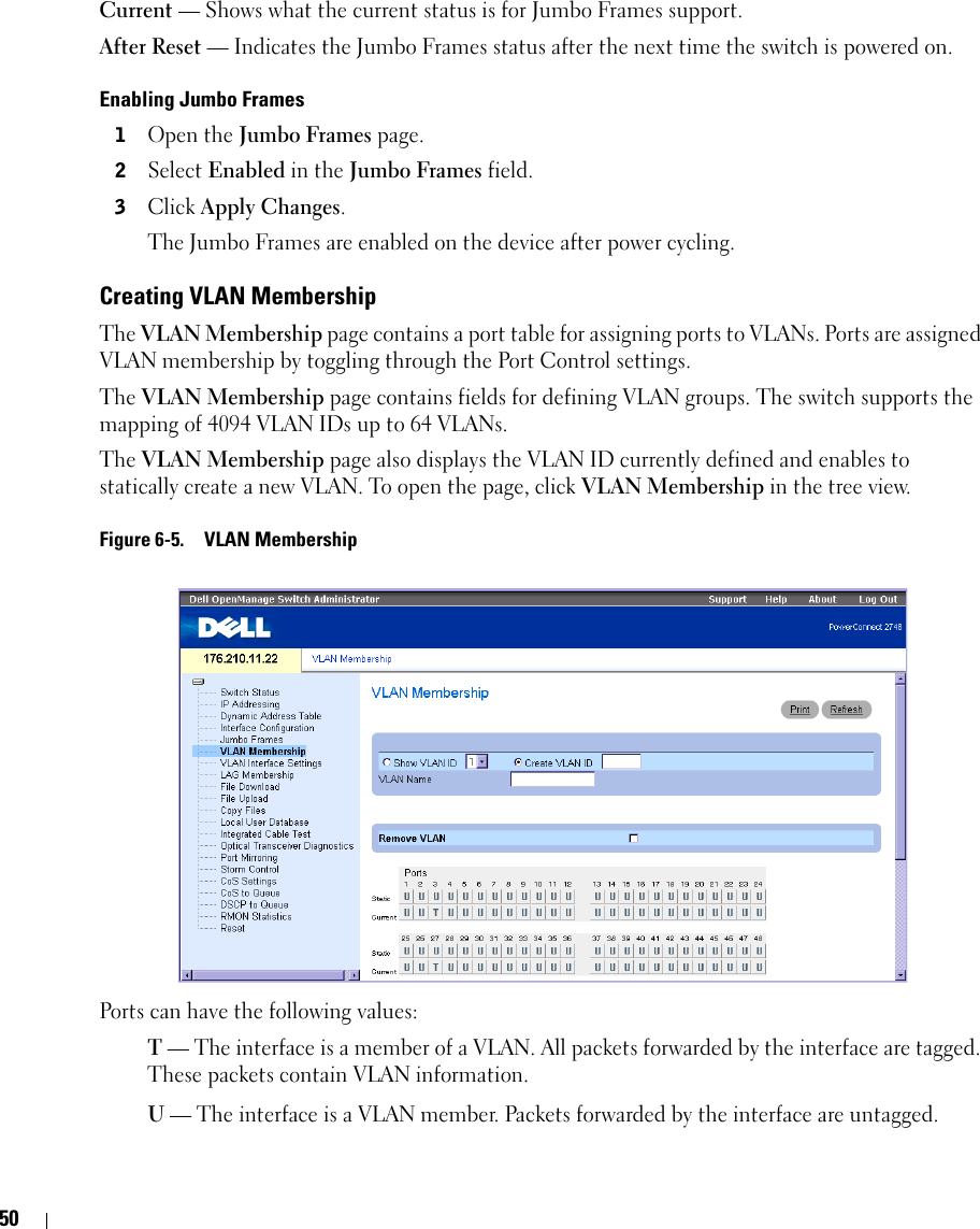 Dell Powerconnect 2724 Users Manual User's Guide