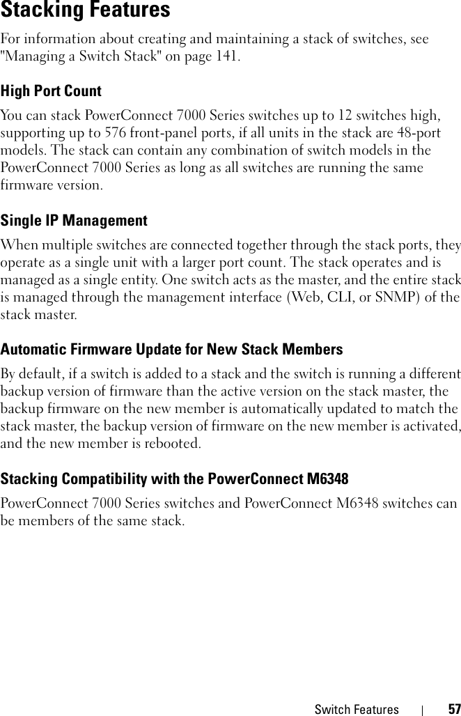 Dell Powerconnect 7048P Owners Manual User's Configuration Guide