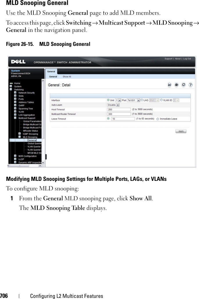 Dell Powerconnect 8100 Series Users Manual User's Guide