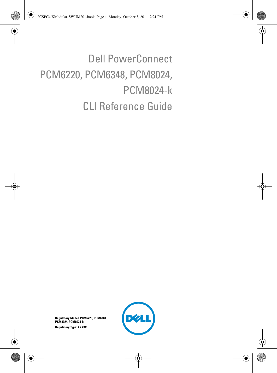 Dell Powerconnect M8024 K Command Line Interface Guide