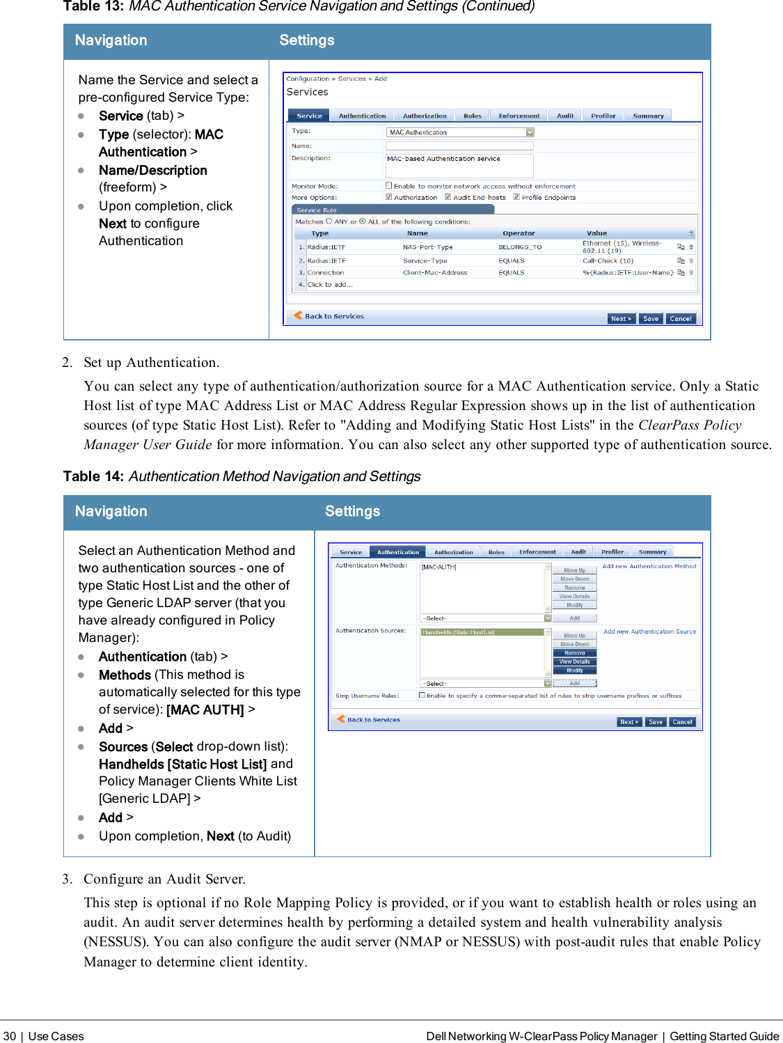 Dell Powerconnect W Clearpass Hardware Appliances Getting